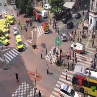بلجيكا مُنفذ الهجوم الإرهابي سجين حصل على اذن بالخروج لفترة قصيرة