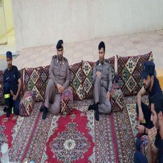 القصيم :اللواء المجماج يوجه إدارة الدفاع المدني بتنظم إفطارات جماعية في الميدان