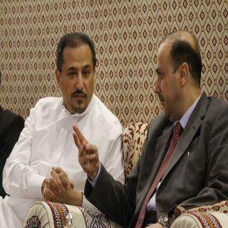 السفارة السعودي في #اردن تجمع عددا من الشخصيات الدبلوماسية العربية، والاعلامية