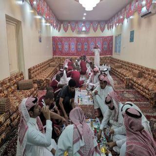 دار المُلاحظة الإجتماعية في #أبها يُقيم افطار جماعي