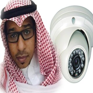 المحايلي يدعم مقر نادي التصوير الضوئي في #محايل بكمرات مراقبة