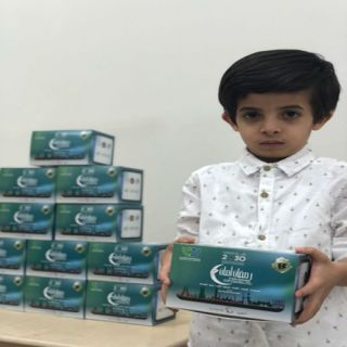 مشاركة فريق ارتواء التطوعي في المبادرة العالمية #رمضان_أمان٧