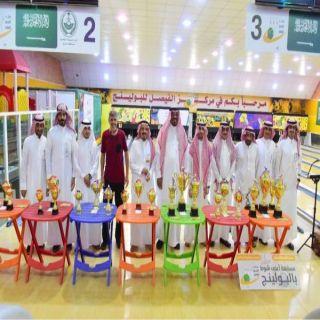 412 مشارك فى فعاليات مهرجان ليالي رمضان الشبابية