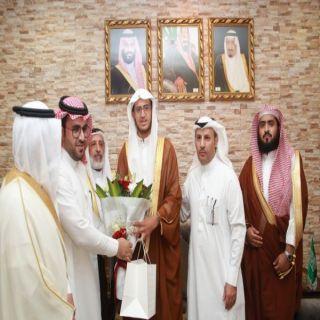 مطار أبها يستقبل الفائز بالمركز الأول في المسابقة الدولية لحفظ القرآن الكريم