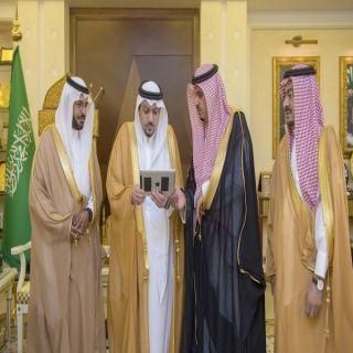 """أمير القصيم يدشن تطبيق """"أصدقاء بنوك الدم"""" لجمعية أصدقاء بنوك الخيرية"""