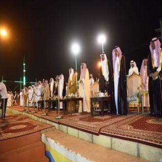 مركز بيدة في #الباحة يختتم بطولة الشهداء الرمضانية