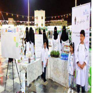 طالبات كلية الطب والعلوم الطبية بعنيزة قدمن مشاركة مميزة فى مهرجان ليالي رمضان