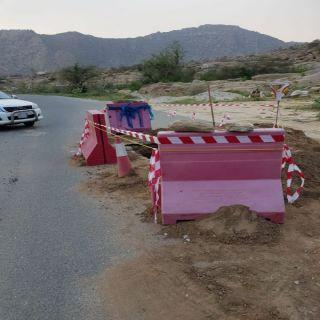 مقاول مشروع شبكة مياه يختبر صبر أهالي قرى شمال ثلوث المنظر