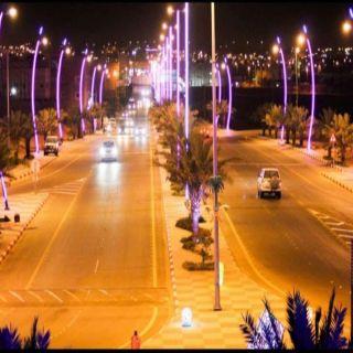 بلدية #عنيزة تعمل بكامل طاقتها للتجهيز لعيد الفطر المبارك