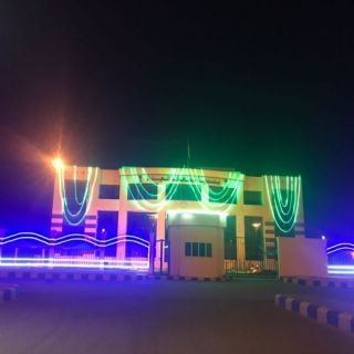 بالصور -بلدية #المجاردة تنهي استعدادات عيد الفطر