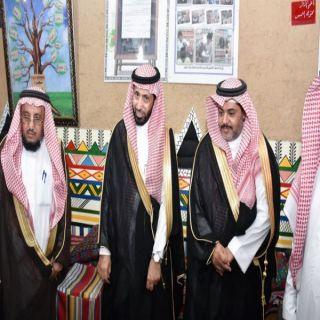 """وكيل المحافظة """"الفلقي """"يزور متحف ولد أسلم بمركز بحر أبوسكينة"""