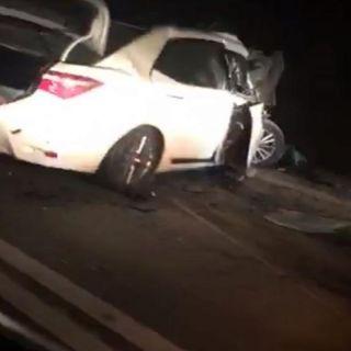 حادث تصادم بطريق قنا يُخلف خمس إصابات وخمس وفيات