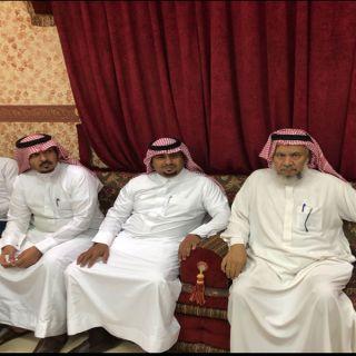 شاهد بالصور - بلدية #بارق تُقيم حفل معايدة لمنسوبيها