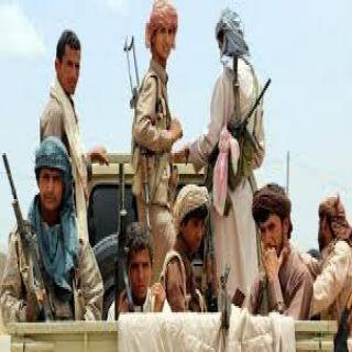 ميليشيا الانقلاب تقوم بحملة هستيرية لتجنيد الاطفال  بالقوة في القرى والمدن  اليمنية
