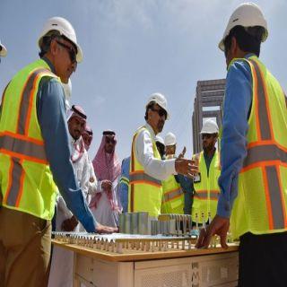 """""""السعودية للكهرباء """" تُشَغِل محطة توليد """"وعد الشمال"""" بأول توربين مُصَنعْ محلياً ومدعومة بالطاقة الشمسية"""
