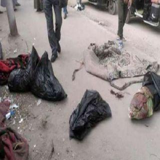 """في مصر:ضبط المتهمين بمقتل """"أطفال المريوطية"""" وكشف ملابسات الحادث"""