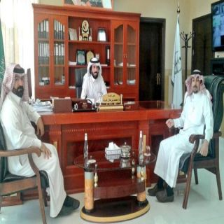 الغشم يباشر مهام عمله رئيساً لبلدية محافظة #العويقيلة