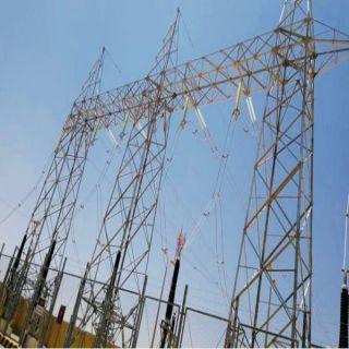 الكهرباء تشغيل 7 محطات تحويل لربط شمال المملكة بشبكة الكهرباء الرئيسية