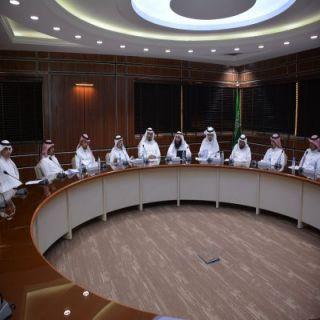 اللجنة الصناعية بغرفة أبها تستضيف رئيس اللجنة الصناعية بمجلس الغرف السعوديه