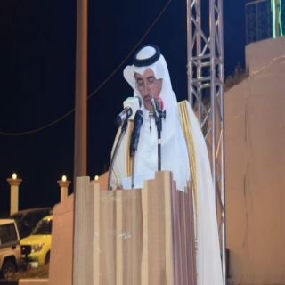 """مُحافظ #تنومة يرعى إختتام فعاليات صيفنا أجمل ويُكرم """"وطنيات"""""""