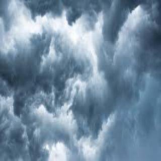 سماء غائمة على معظم مناطق المملكة وتوقعات بهطول امطار على المرتفعات الجنوبية