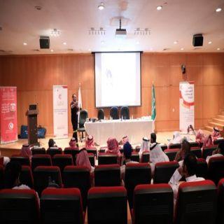 هيئة الهلال الأحمر السعودي تنظم محاضرة توعوية بالإسعافات الأولية لمطوفي الحجاج