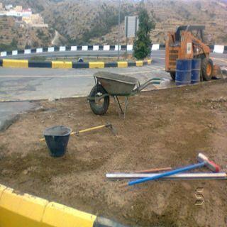 بالصور بلدية #تنومة تسخر جهودها لإستقبال عيد الأضحى