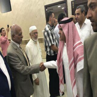 """السفارة السعودية في #الأردن تعزي اسرة الفنان""""ياسر المصري"""""""