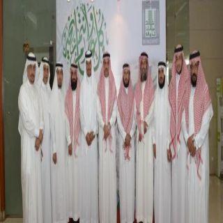 #جامعة_الملك_خالد تُقيم حفل مُعايدة لمنسوبي ومنسوبات الجامعة