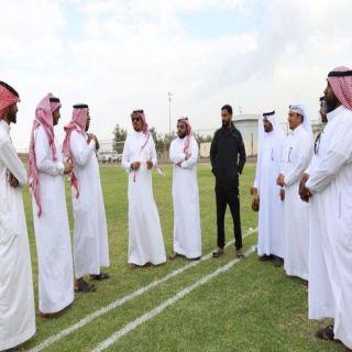 نادي الشهيد في #محايل يتأهل إلى نصف نهائي كأس خادم الحرمين الشريفين
