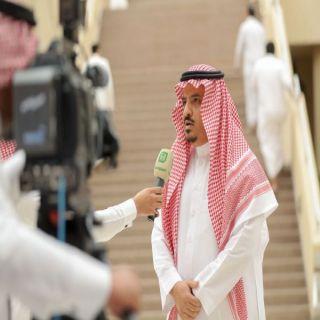 مدير #جامعة_القصيم يهنئ الطلاب والطالبات ببدء العام الدراسي الجديد