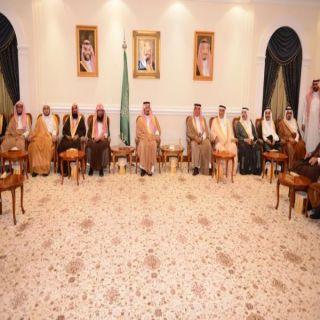 أمير عسير ... بناء الإنسان السعودي ورفاهيته أولوية الملك وولي العهد