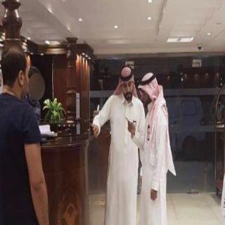 العمل تضبط وافد مصري في #جدة ظهر في مقطع فيديو مُسيء