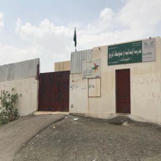 وسط مُطالبات بالتدخل.. وسم مدرسة المربع في #محايل يصعد للترند