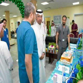 بالتعاون مع الجمعية السعودية للتثقيف الدوائي قطاع محايل الصحي يفعل الحملة التثقيفية بأدوية الأطفال