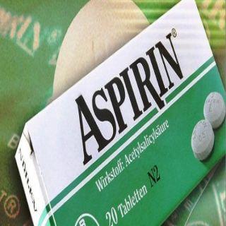 دراسة توصي بوقف تناول حبوب الإسبرين بشكل يومي