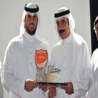 مجلس إدارة نادي عرعر يوافق تسمية ملعب النادي بإسم رئيس اعضاء الشرف