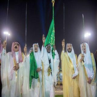 نيابة عن أمير منطقة القصيم..وكيل الإمارة يشهد احتفال المنطقة باليوم الوطني