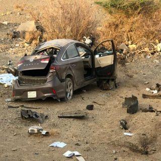 حادثين سير في #العقيق و#المخواة يُخلفان وفاة وعدد من الإصابات