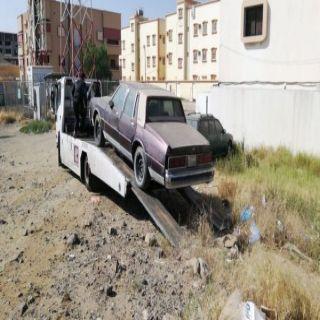 أمانة عسير ترفع أكثر من (11) ألف طن من النفايات بمدينة أبها