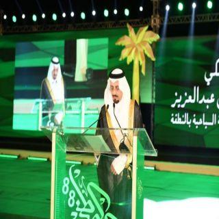 بالصور - أمير عسير يرعى حفل أهالي المنطقة بـ #اليوم_الوطني_88