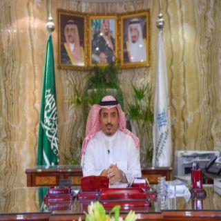 مدير #جامعة_القصيم يصدر عدداً من قرارات التعيين والتكليف