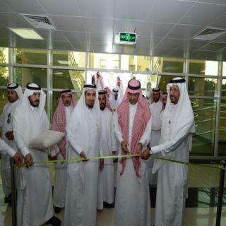مدير #جامعة_الملك_خالد يرعى احتفال كلية التربية باليوم العالمي للمعلم