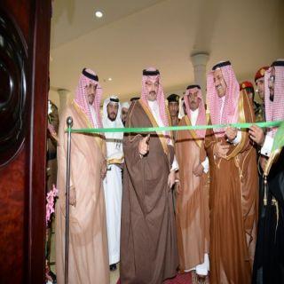 نائب أمير عسير يفتتح معرض #جامعة_الملك_خالد الـ15 للكتاب والمعلومات