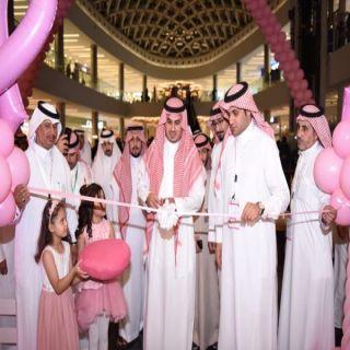 #صحة_عسير تُطلق حملة الكشف عن سرطان الثدي في الراشد مول بأبها