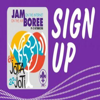 """جمعية الكشافة تُشارك في الجامبوري العالم على الأنترنت """"جوتي"""" وعلى الهواء """" جوتا """""""