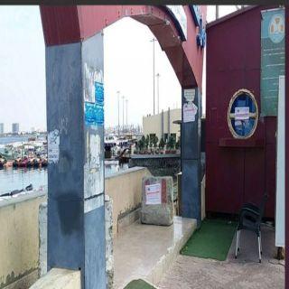 #أمانة_جدة تُغلق مرسة السلام في أبحر الجنوبية