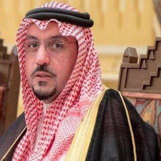 أمير القصيم : قرارات خادم الحرمين الشريفين هي لإقامة العدل في كل شأن للبلاد والعباد