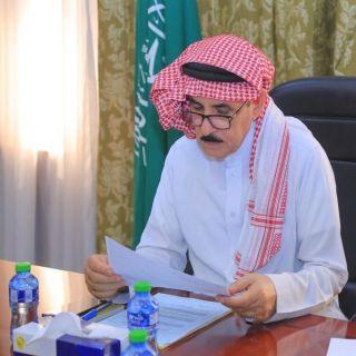 محافظ #البكيرية يترأس إجتماع اللجنة السياحة في المُحافظة