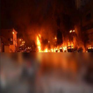 مدني العاصمة المُقدسة ينفي وقوع حادث حريق شاحنة وقود بطريق مكة
